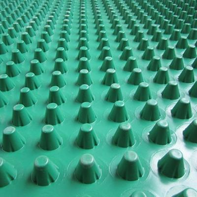 绿色排水板