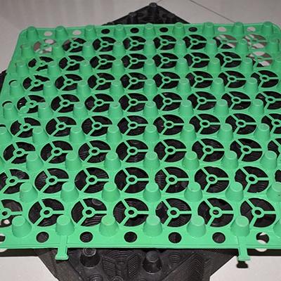 绿色蓄排水板