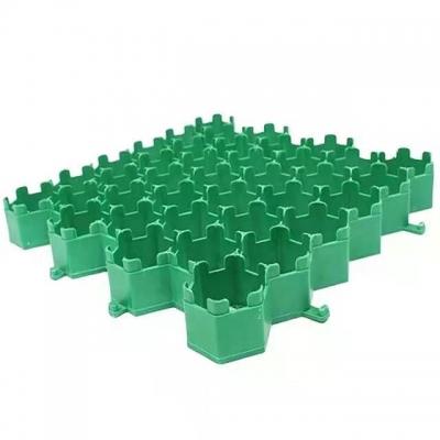 全新料HDPE塑料植草格园林绿化护坡