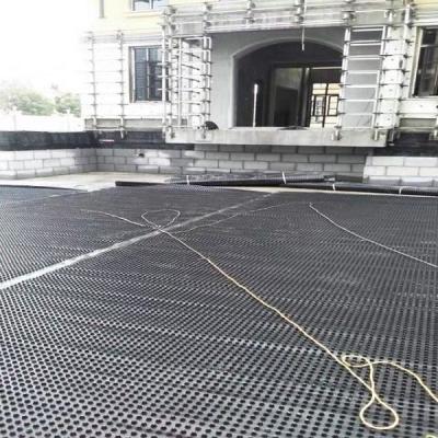 芜湖地下室种植花园2公分3公分排水板厂家
