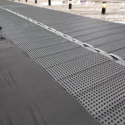 重庆车库种植绿化专用排水板